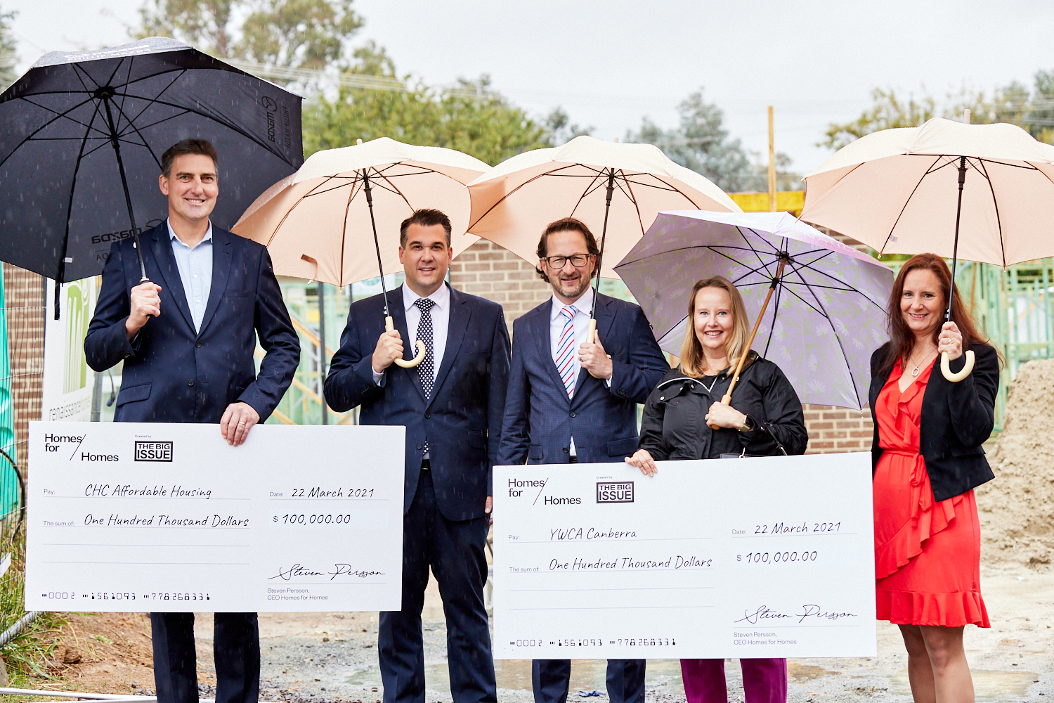 Homes for Homes gives $200,000 boost to social housing projects